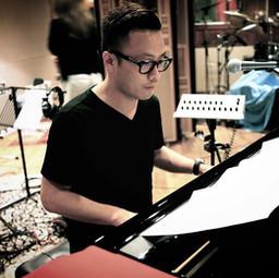Piano recordoing at Avon Studios