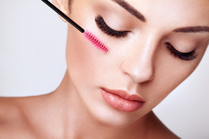 Cut your makeup routine with lash extensions