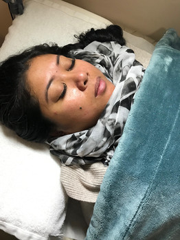 Lash nap with every service