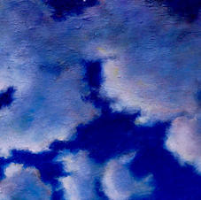 """Detail """"Chasing the Pack."""" Clouds"""