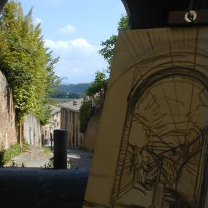 Tuscany arch