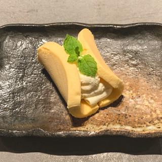 オムレットチーズ 480円(税込)