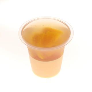 とろけるプリン オレンジ 450円(税込)