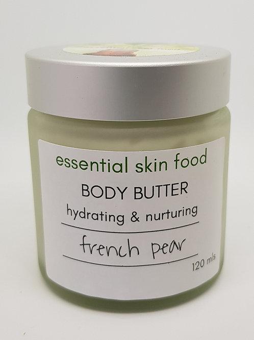 Body Butter - Shea, Mango Hydrating & nurturing butters