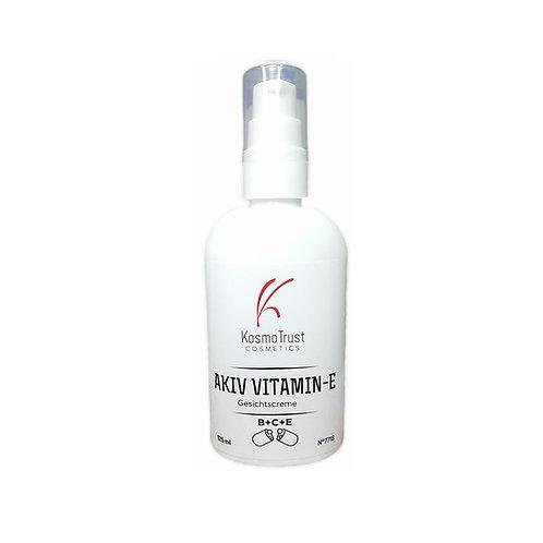 AKIV VITAMIN-E Gesichtscreme / Профессиональный крем с витаминами В+С+Е