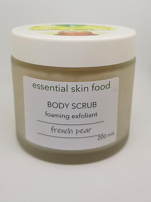 Body Scrub 120ml
