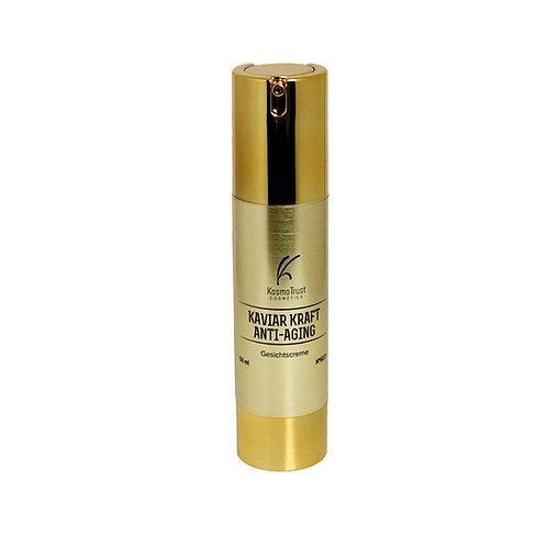 KAVIAR KRAFT ANTI-AGING // Крем для лица с экстрактом черной икры и золотом