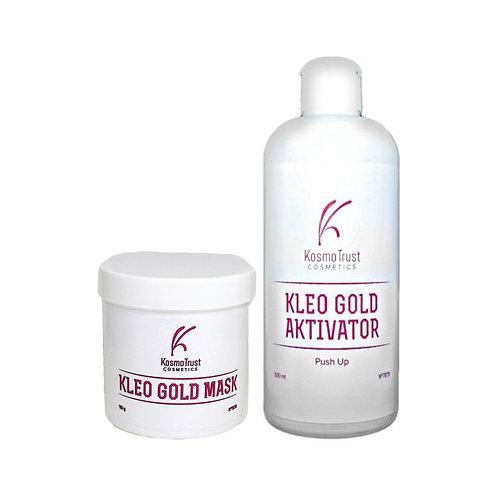 Набор KLEO GOLD MASK и KLEO GOLD AKTIVATOR