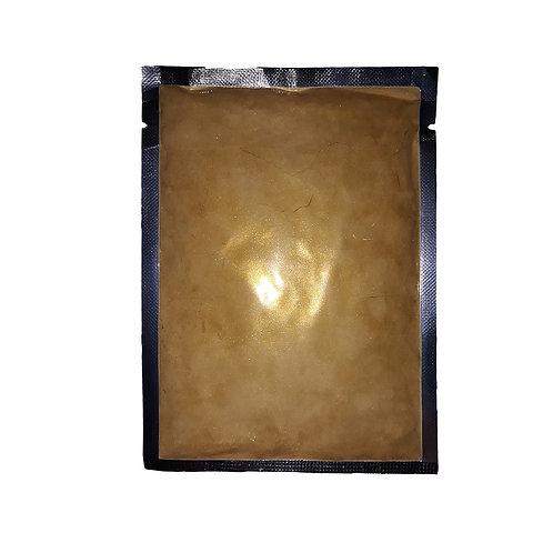 GOLD MASK // Золотая маска с коэнзимом Q10 и бобами мунг