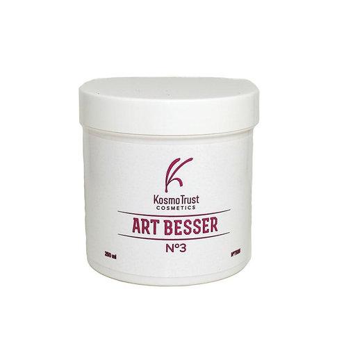 ART BESSER №3 / Пост пилинг маска