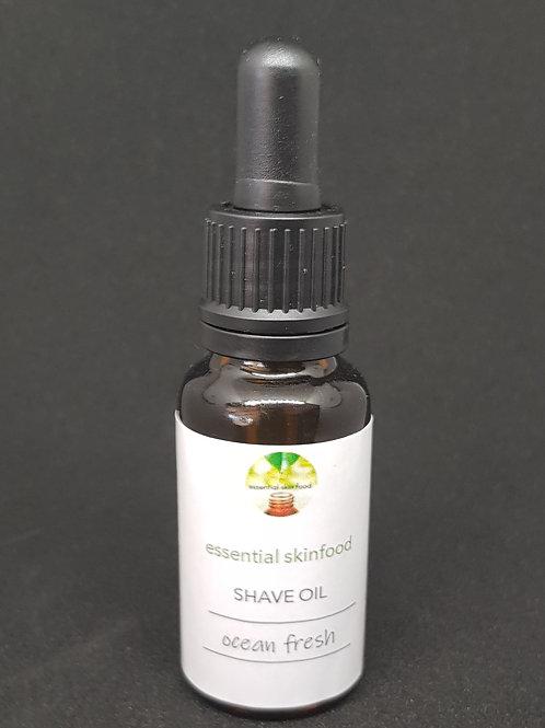 Men's Shave Oil - Pre Shave 30 mls