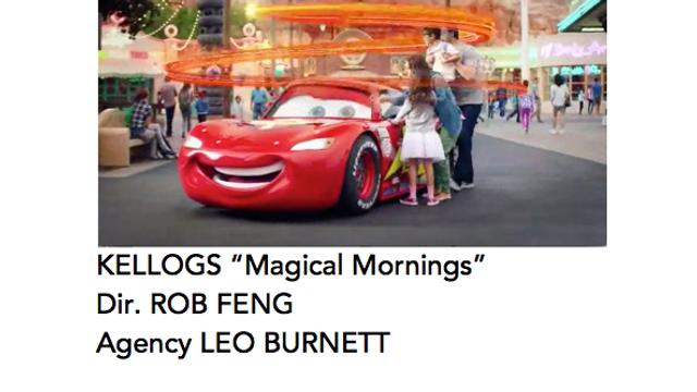 Kellogs 'Magical Mornings'