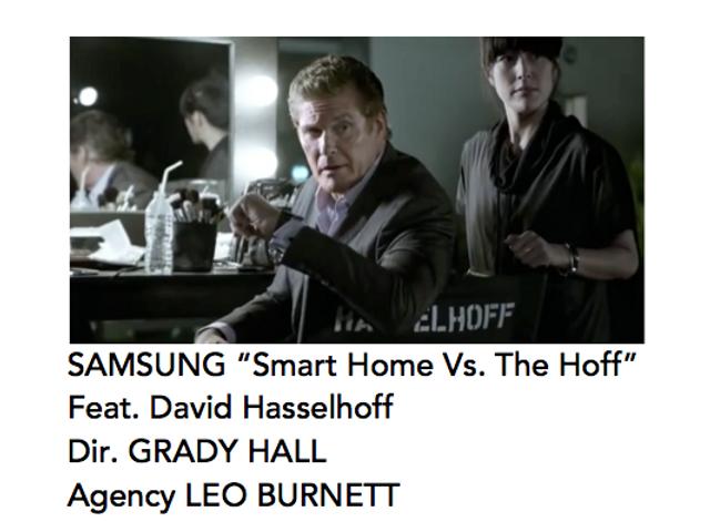 Samsung 'KITT vs Smart Home'