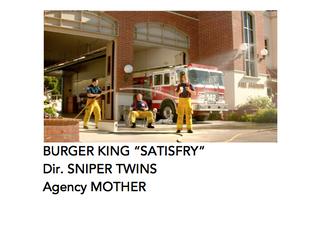 Burger King 'Satisfries'