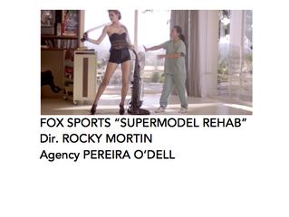 Fox Sports 'Super Model Rehab'