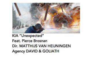 Kia Sorento 'Official XLIX Ad'
