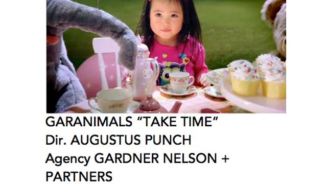Garanimals 'Take Time'