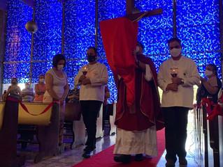 Retiro 21 ON-LINE da Paróquia Nossa Senhora de Fátima