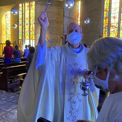 Celebração da Santíssima Trindade