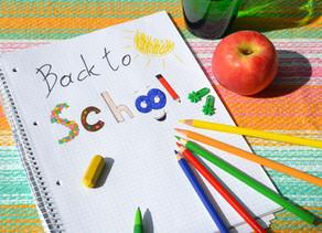 4 tips voor een geweldige start van het nieuwe schooljaar