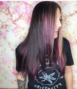 💜💟P U R P L E •Hair• is one of my favo