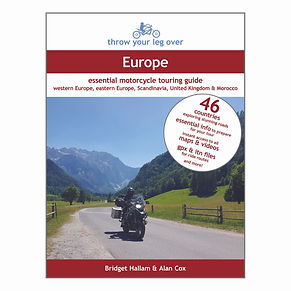 TYLO Europe Ed1 - Front cover with grey