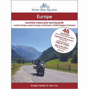 TYLO Europe - Front cover with grey bord