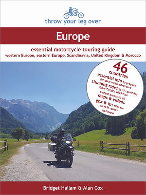 TYLO Europe - front cover - grey border.