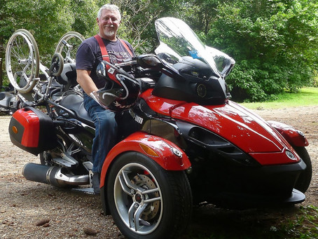 Inspirational stories: 3 unstoppable disabled motorcycle riders