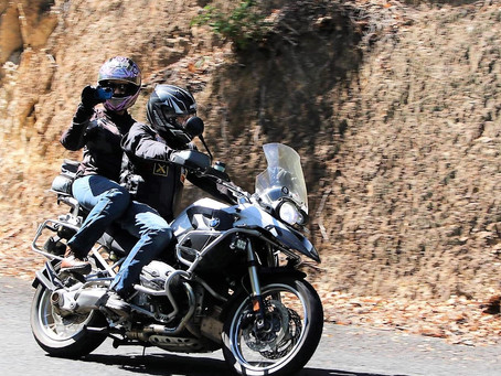 How to: 7 photography hacks for motorcycle pillions