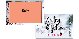 Instant printphotobooth templates