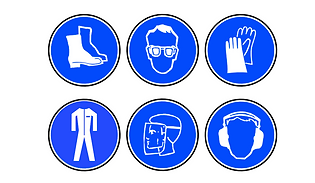 Updated list of standards applicable to PPE (EAEU TR 019/2011)