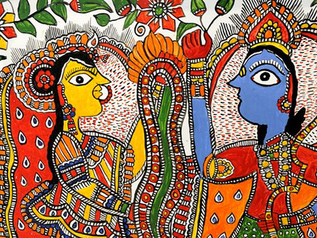 Madhubani Collection