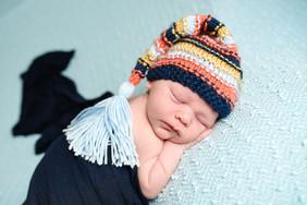 Miles: Studio Newborn