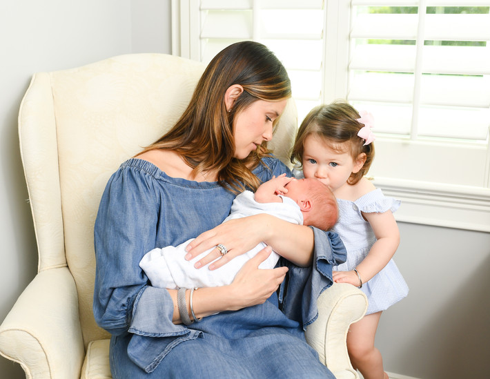 In-home Newborn Lifestyle Sessions