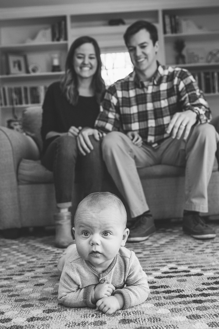 James | Half a Year