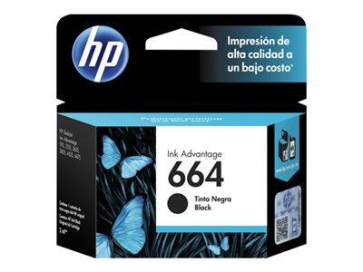HP 664 BLK