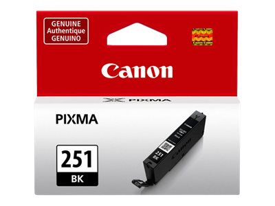 Canon 251 BLK