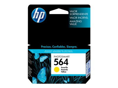 HP 564 YELLOW