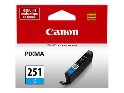 Canon 251 CYAN