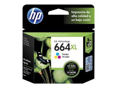 HP 664 XL COLOR