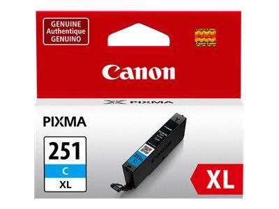Canon 251 XL CYAN