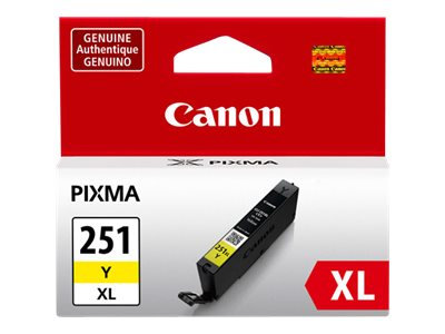 Canon 251 XL YELLOW