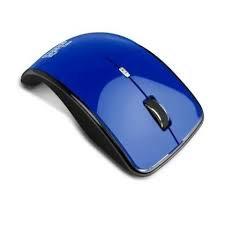 Klip Xtreme Kurve KMO-375 Blue Mouse
