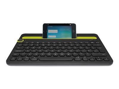 Logitech Multi-Device K480 Keyboard - Bluetooth