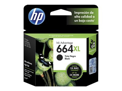 HP 664 XL BLK
