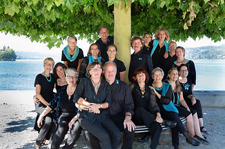 Sänger Sängerinnen Chor, Foto Fotoart Konstanz