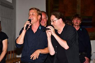 Popchor Untersee  Chorleiter Dirk Werner