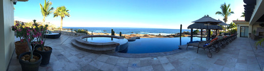 Casa Stephens Pool Deck