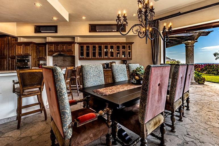 Casa Contessa - Dining Room